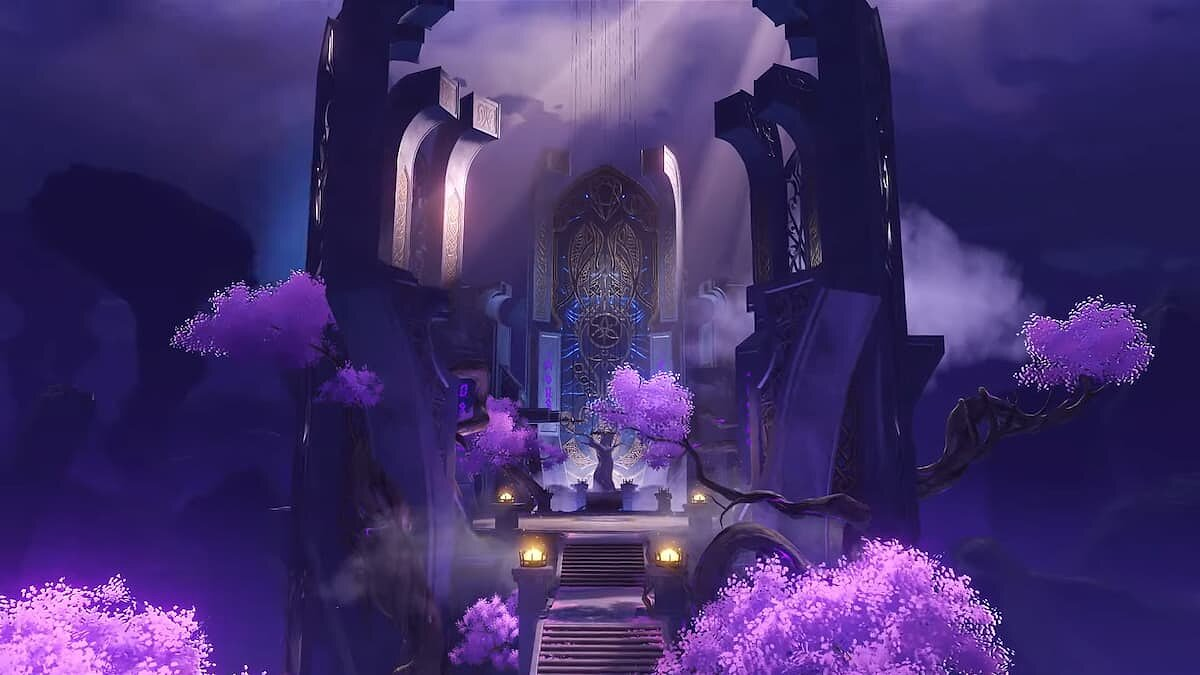 What is Sacred Sakura's favor, how to increase it?