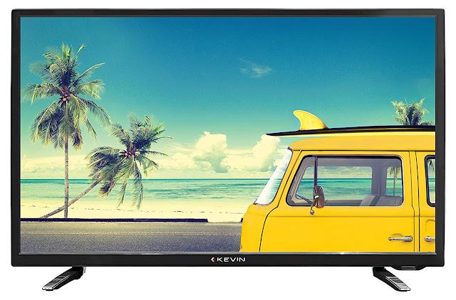 Kevin 80 cm (32 Inches) HD Ready LED TV K56U912 (Black) 2020
