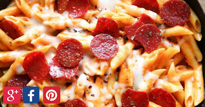 Best Recipe Idea Pizza Mac & Cheese