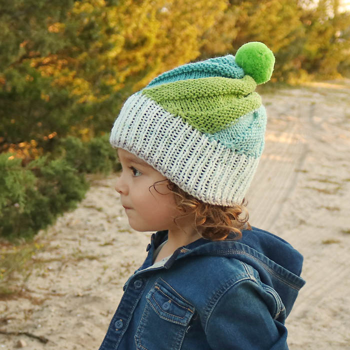 Super Easy Swirl Hat Free Knitting Pattern Gina Michele Bloglovin