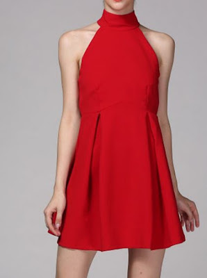 https://www.stylewe.com/product/red-folds-turtleneck-sleeveless-mini-dress-60890.html