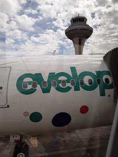 Volar con Evelop Airlines