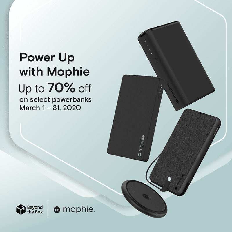 Deal: Mophie and IFROGZ products on sale at Beyond the Box and Digital Walker