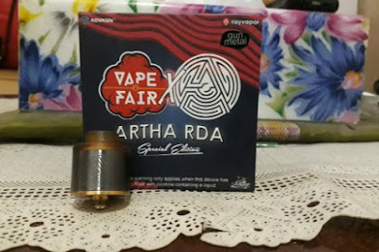 Review Artha RDA Special Edition Vepe Fair
