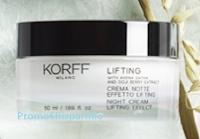 Logo Diventa tester con Korff Skin Care: 100 di voi riceveranno il prodotto gratis
