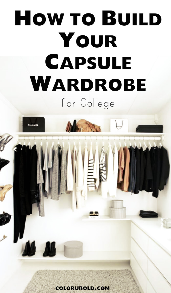 How To Create The Perfect College Capsule Wardrobe