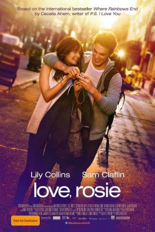 Love, Rosie [2014] [DVDR] [NTSC] [Subtitulado]