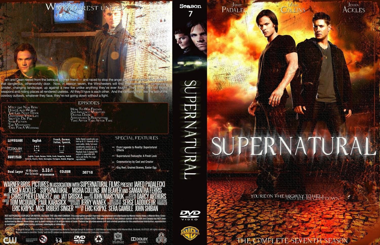 Sobrenatural Ver Online Español