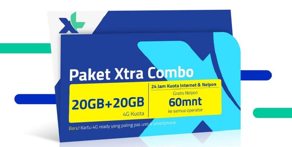 Promo Internet XL Terbaru dan Termurah 2020