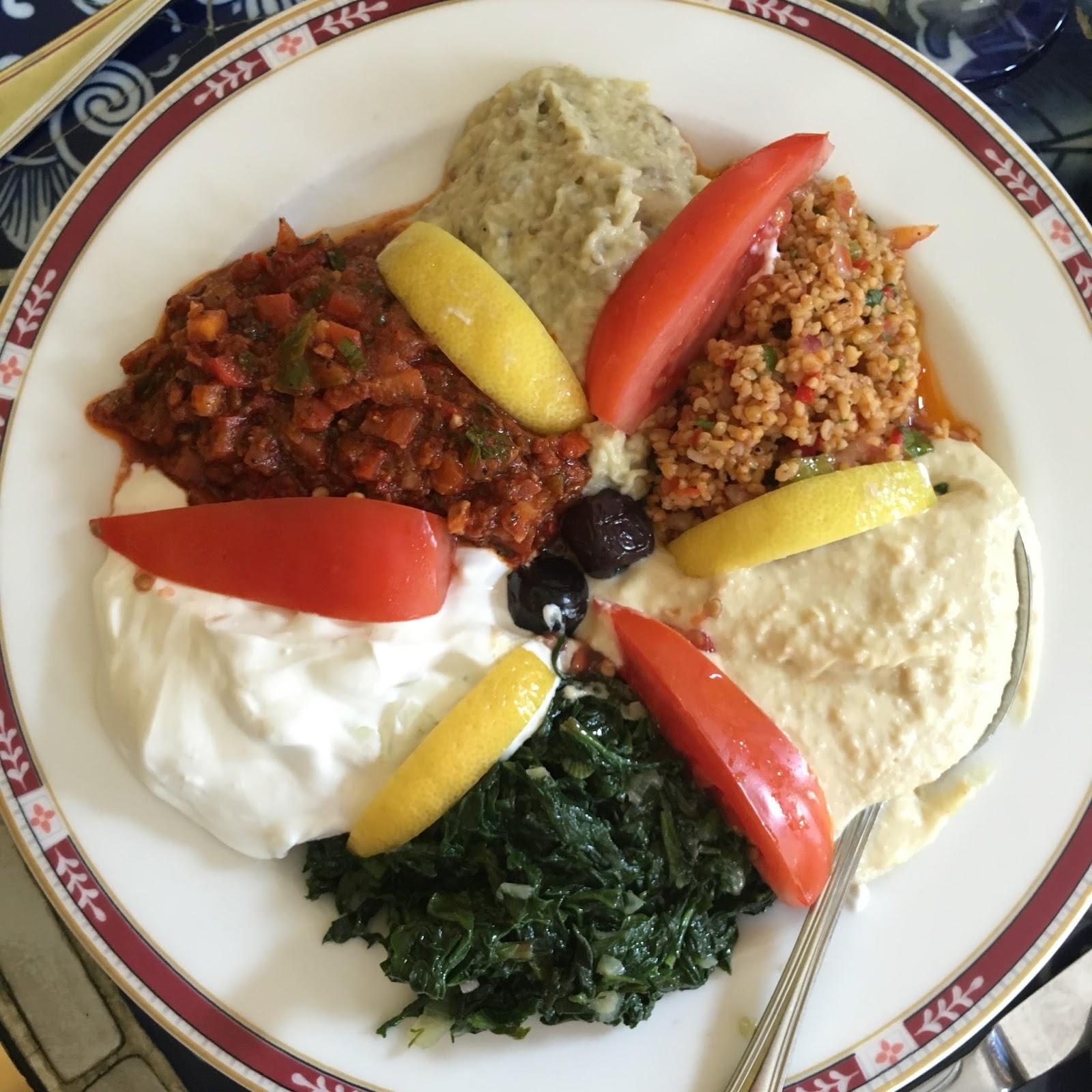 Beyoglu best turkish lunch nyc