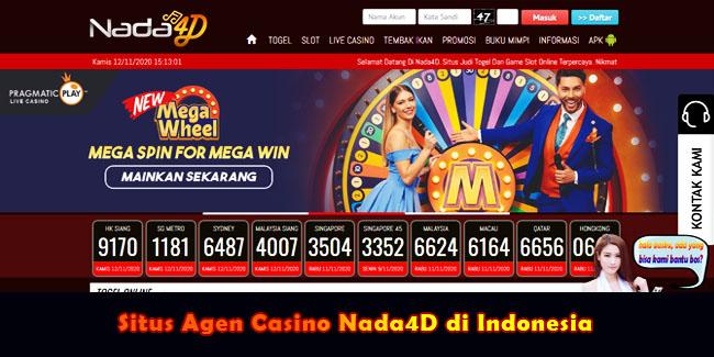 Situs Agen Casino Nada4D di Indonesia