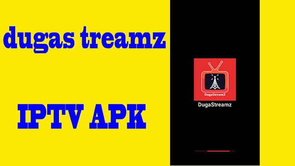 dugas treamz New Arabic IPTV APK