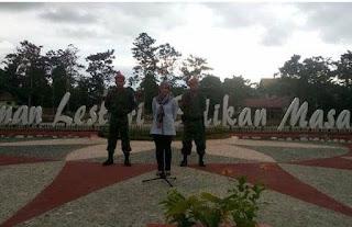Indah Minta Pemuda Muhammadiyah Bersinergi Pemerintah