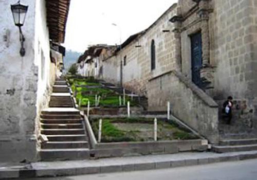 Museo Arqueológico y Etnográfico - Conjunto Monumental de Belén