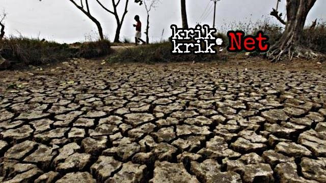 Waspada!!! Lombok Timur bagian selatan diprediksi mengalami kekeringan Parah