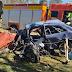 Piloto morre após acidente em evento automobilístico em Chapecó. Veja vídeo
