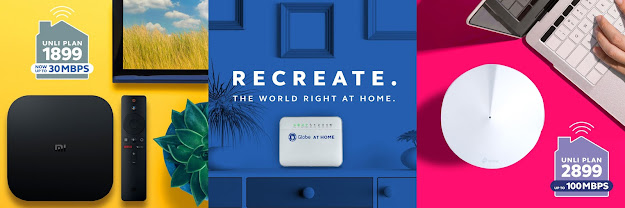 Globe at Home Postpaid introduces new innovative promo plans