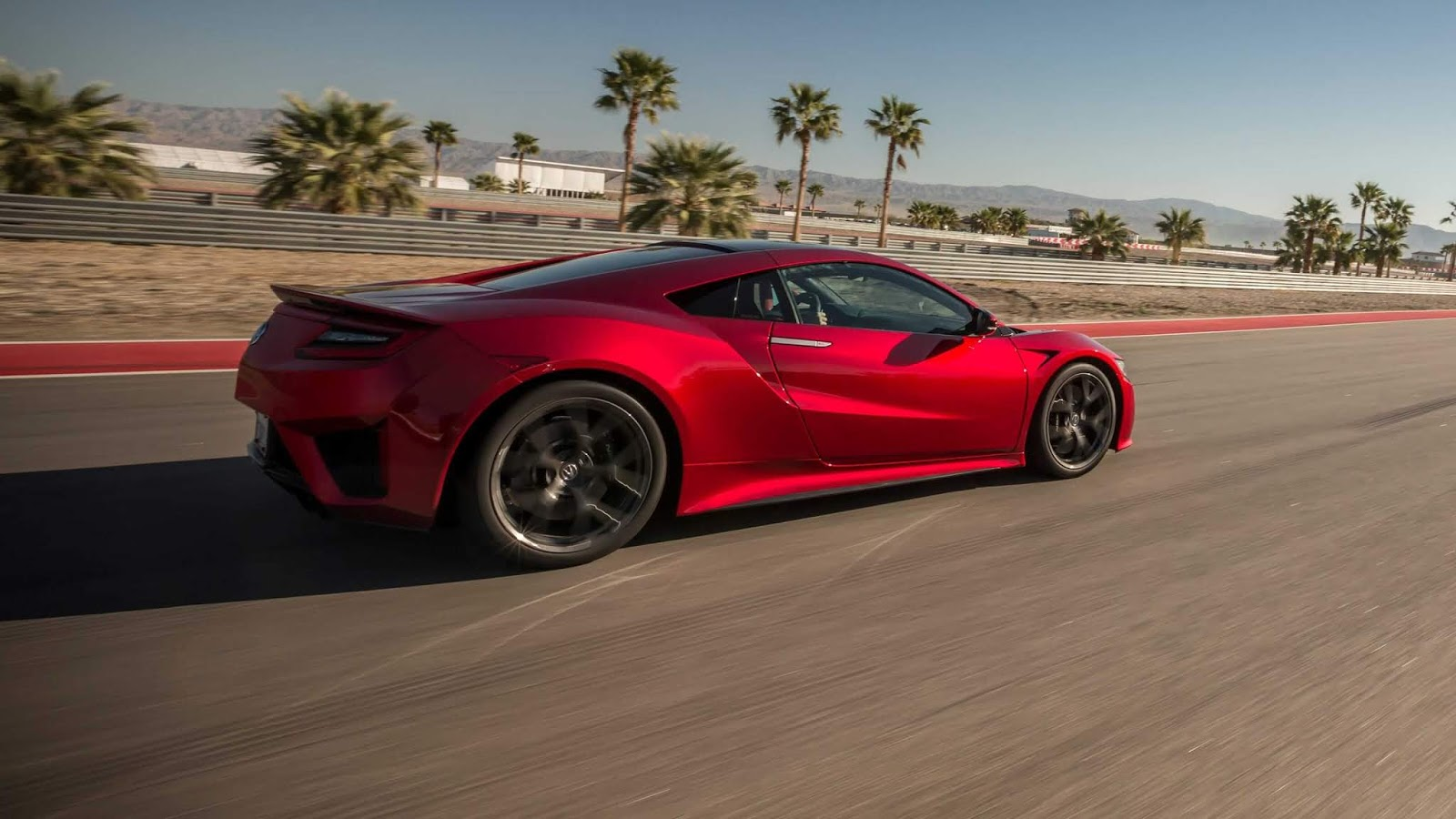 2019 Acura NSX With Instant Acceleration And Integrated Air Cooling