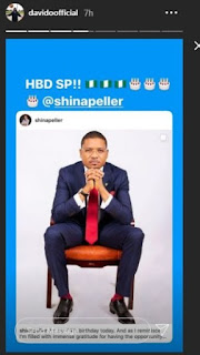 Kay's Report :Davido Sends Birthday Shout Out To Quilox ...