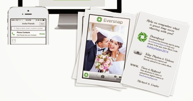 Eversnap Your Wedding Day - with a special promotion