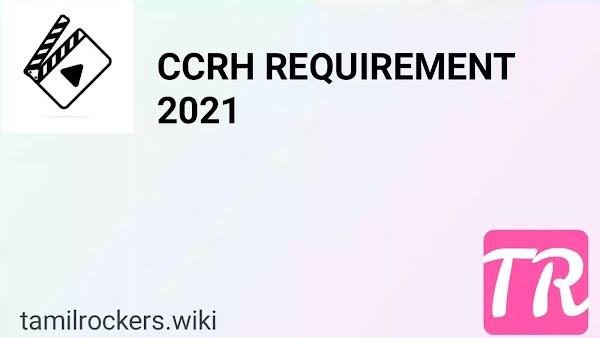 Direct Walkin Interview in CCRH with high salary, check job details,location,eligibility here