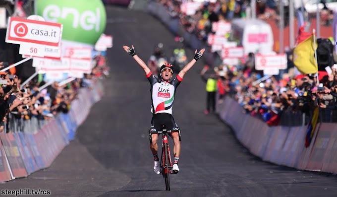 Giro de Italia 2017 - 4ª etapa