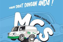9 Kemudahan Yang Bisa Kamu Dapatkan Dari Layanan Jemput Bola 'Mobile Customer Service (MCS) BPJS Kesehatan