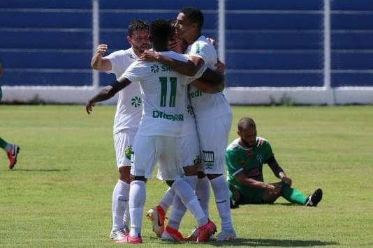 Com gol de Elton, Cuiabá vence fora e se mantém na liderança