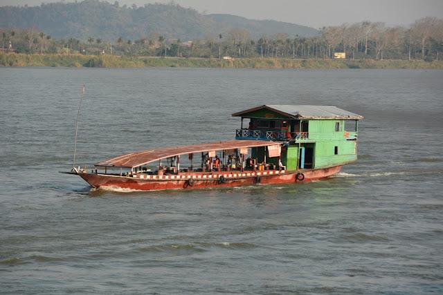 Mekong River Chiang Rai