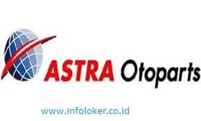 Lowongan Kerja Terbaru PT. Astra Otoparts Tbk
