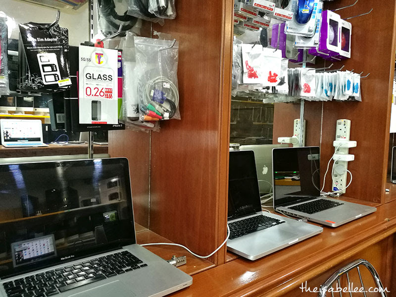 Used MacBooks for sale