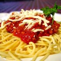 Resep Spaghetti Ayam Pedas