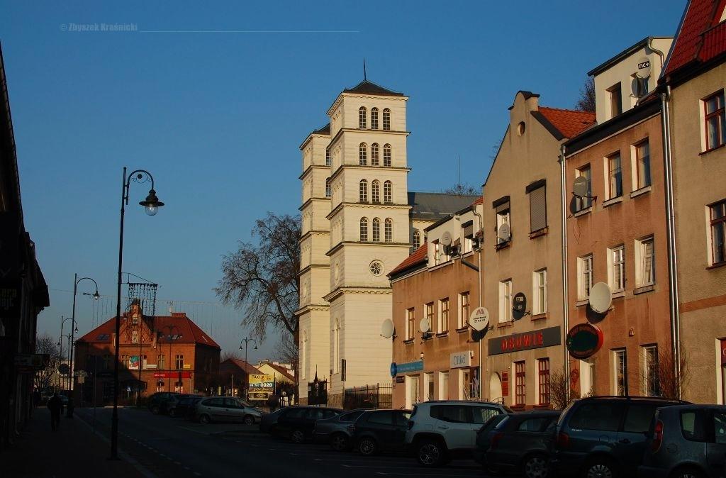 Lidzbark Warmiński, dawny kościół protestancki