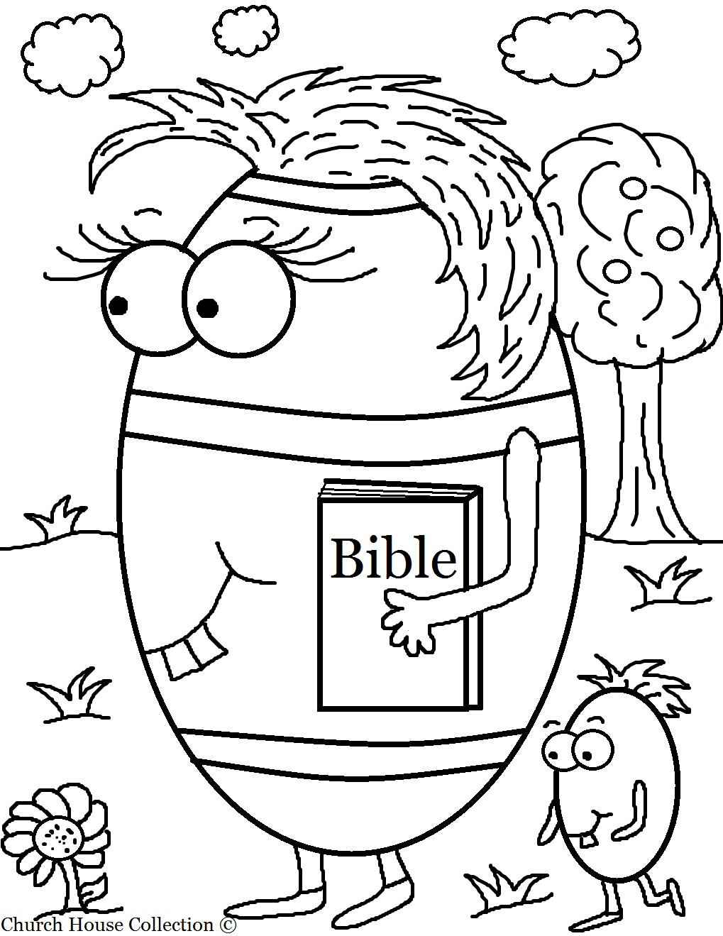 easter sunday coloring pages - photo#21