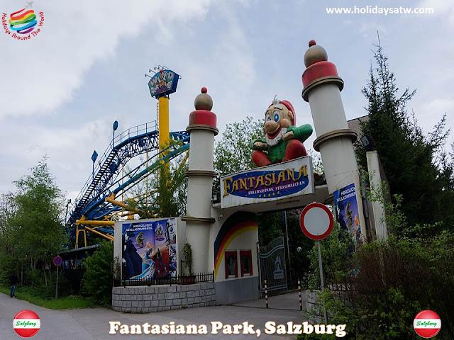 The best tourist places in Salzburg