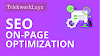 what is One Page SEO? How to do on-page SEO.