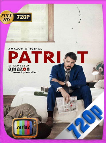 Patriot (2018) Temporada 1-2 HD [720p] Latino Dual [GoogleDrive] TeslavoHD