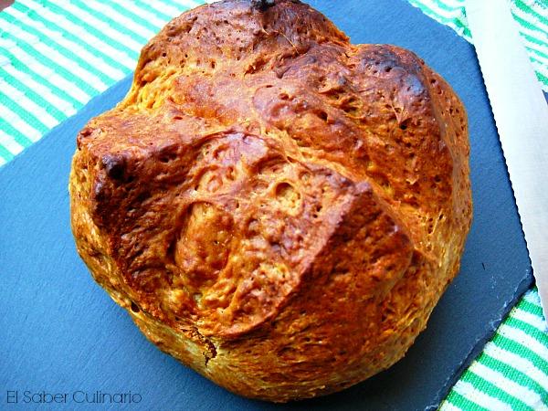 Receta fácil de pan sin levadura