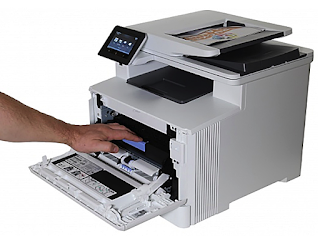 HP Color LaserJet Pro MFP M477fdw Driver Download and Review