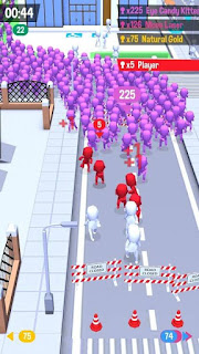 Crowd City Mod Apk Infinite Time