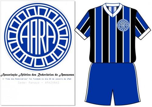 9619acae5b Associação Atlética dos Rodoviários do Amazonas (Manaus) - 1 Título    Manaós Sporting Club ...