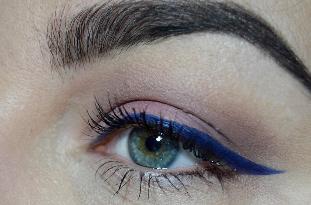Eyeliner w pisaku Mystik Warsaw / Wszystkie trzy kolory - czarny, niebieski i brązowy  - moja opinia
