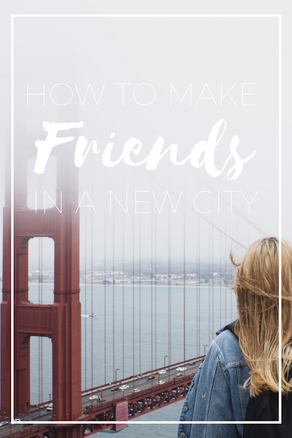What to do when you live in a new city and don't know anyone. Where to meet people, how to introduce yourself, and how to make friends.