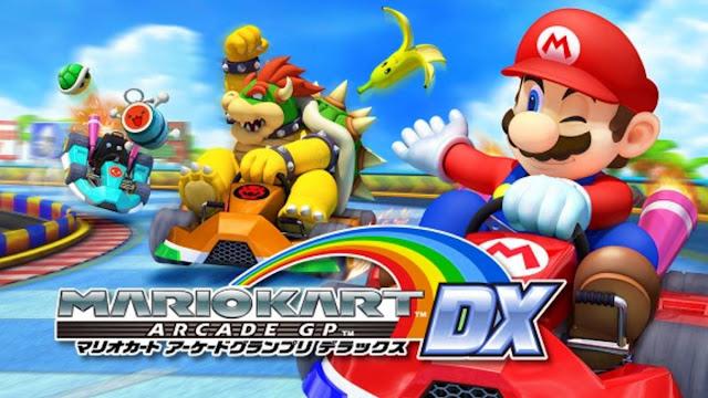 Mario Kart Arcade GP 2in1 Collection