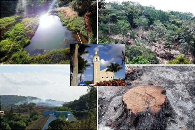 Pesquisa indica efeito das mudanças climáticas e do desmatamento em Taquaritinga do Norte