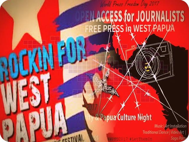 Aktivis Pendukung Papua Merdeka dan Kebebasan Pers akan Berunjuk Rasa pada 1 Mei