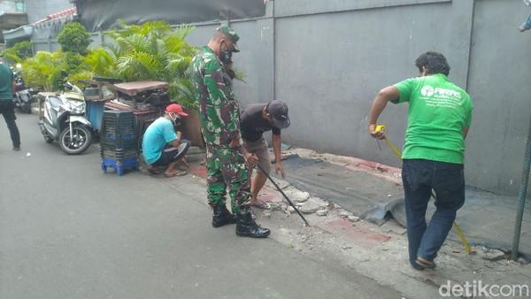 Posko Keamanan 3 Pilar Akan Dibangun Dekat Eks Markas FPI di Petamburan