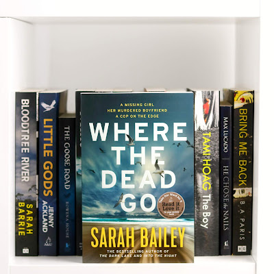 Where The Dead Go Book Review