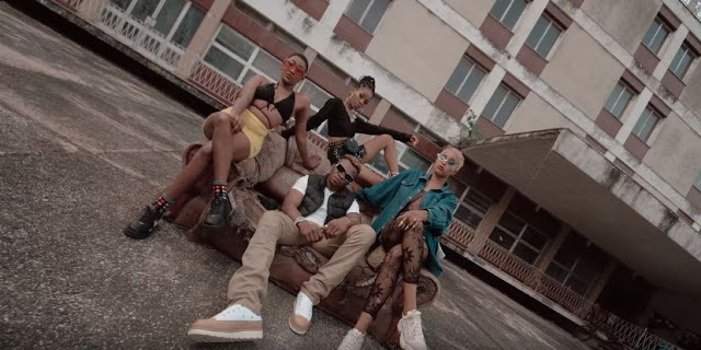 VIDEO | Country Boy Ft Young Lunya & Zima Olaitan - Tell Em | Download Video