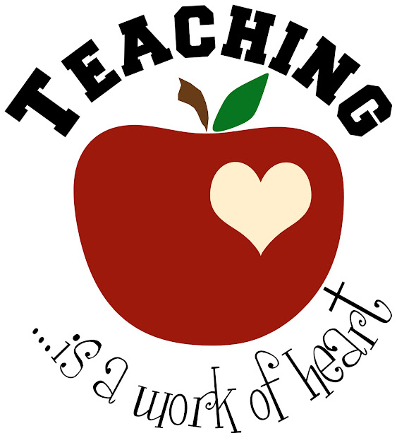 Teacher Apple Clip Art Free